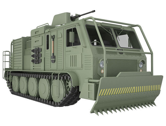 Military Truck Concept 1