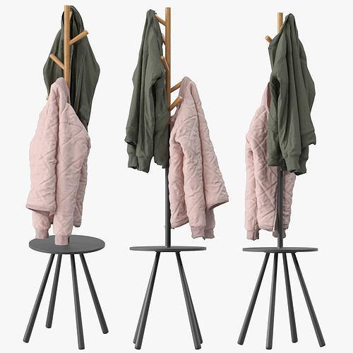 Kangleon Coat Rack