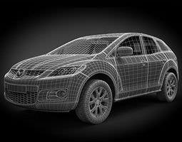Mazda Cx 7 3D model
