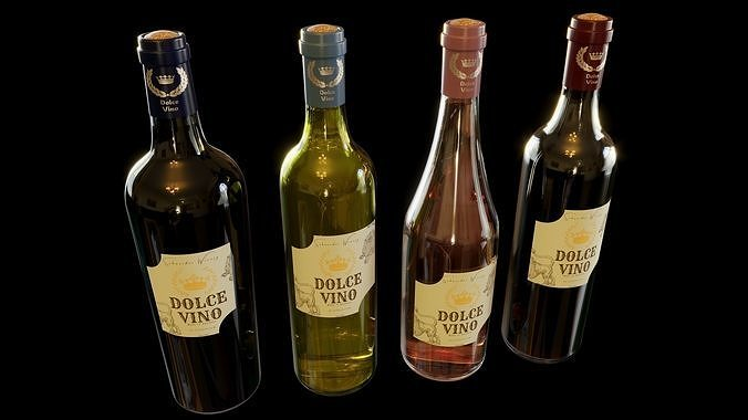 Wine Bottles Collection