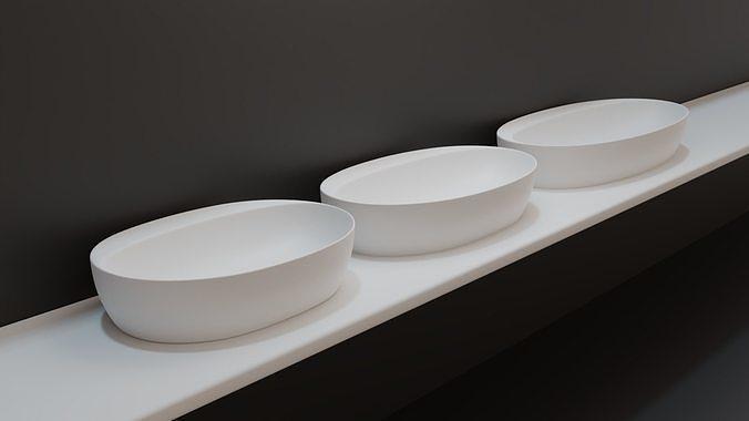 ELEGANCE CIRCLE  Countertop washbasin By Azzurra Ceramica