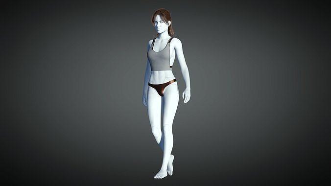 Cyberpunk - Dreamer Underwear Set A