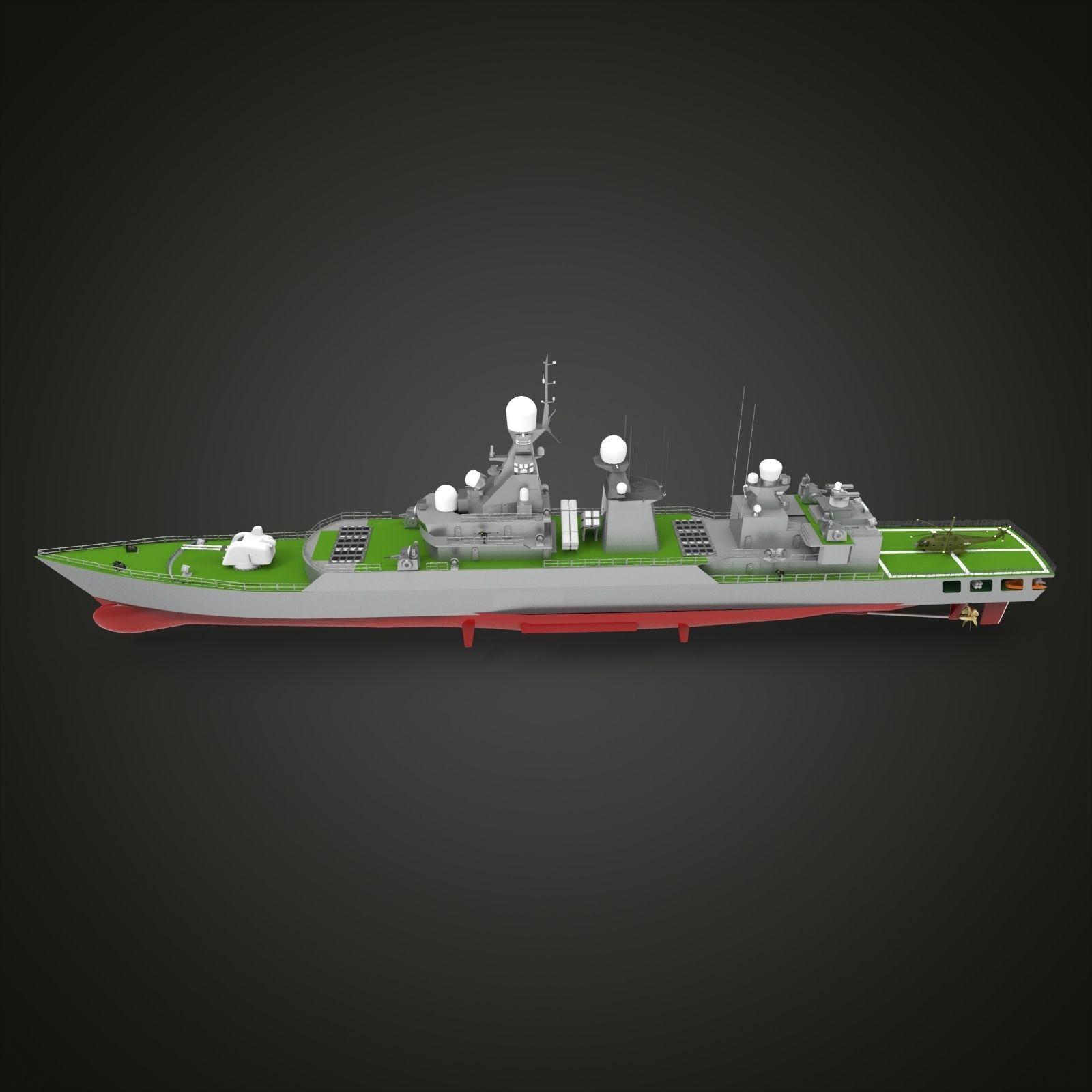 Jiangwei Class frigate