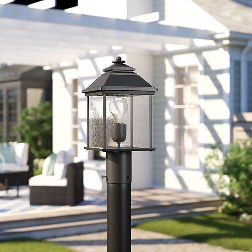 Hampstead -Light Hardwired Lantern Head - 2 Colour