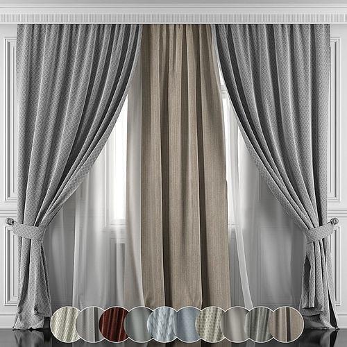 Curtain Set 408
