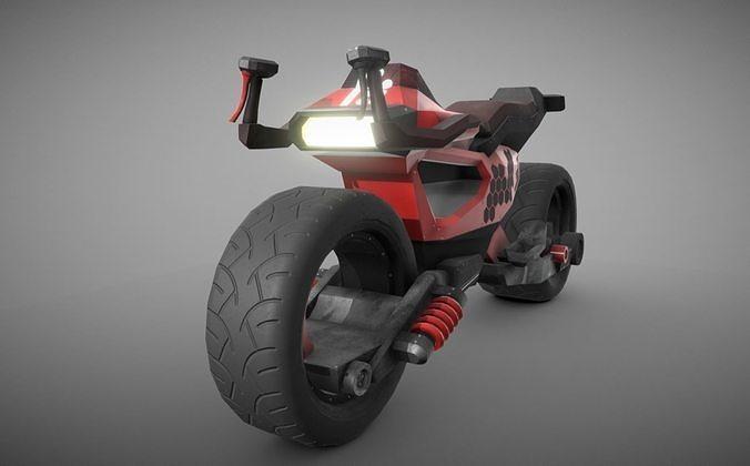 Cyberpank Moto GameReady