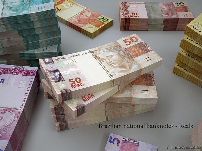 Brazilian Reals