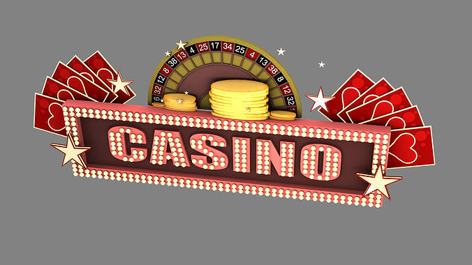 casino signboard