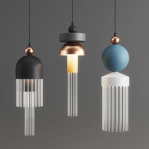 Jaxwang Pendant Lights - 3 Models