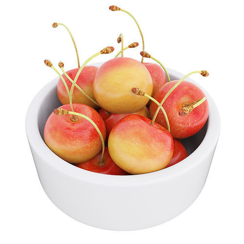 Cherry bowl 2