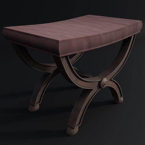 Roman chair - Sella Curulis