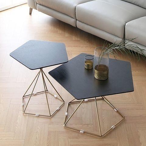 Evo living room side table