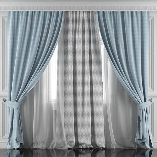 Curtain Set 418