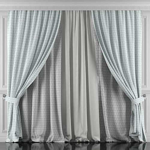 Curtain Set 424