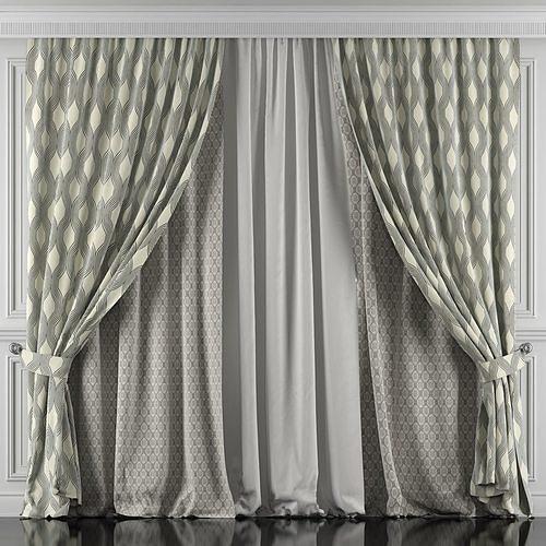 Curtain Set 438