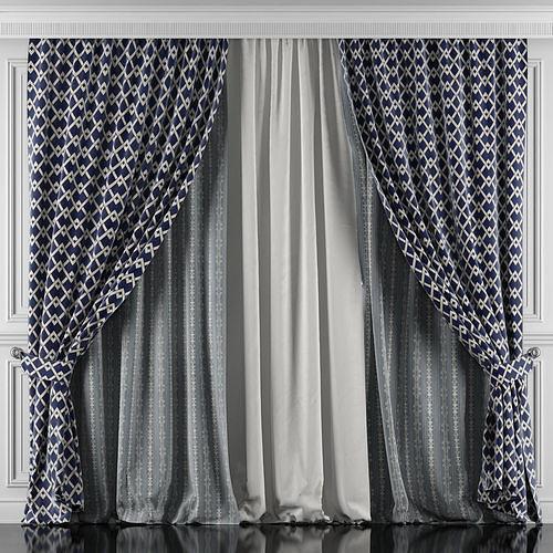 Curtain Set 441