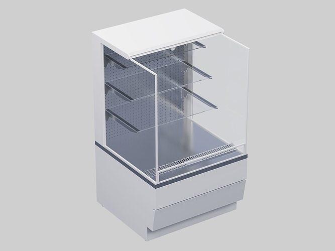 Vena Cube Display Fridge