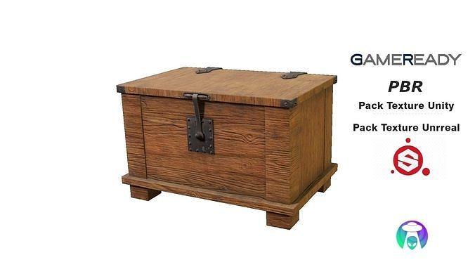 Wooden Chest Basic