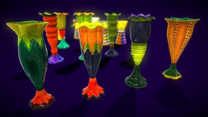 Colection Cander Cups