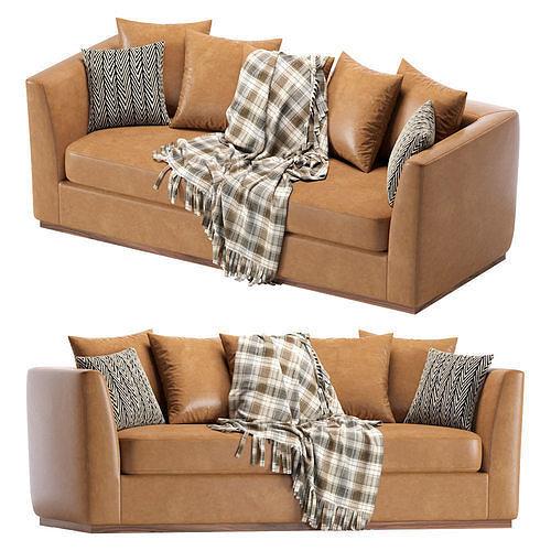 Sofa Taylor Leather Eichholtz