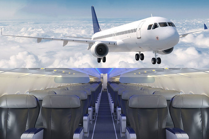 Airbus A 320 First Class