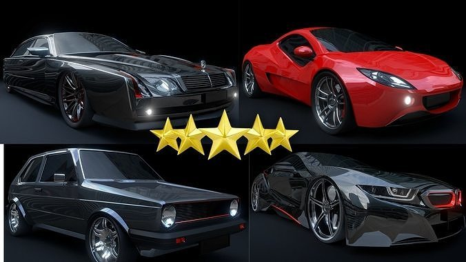 Cars Pack 01