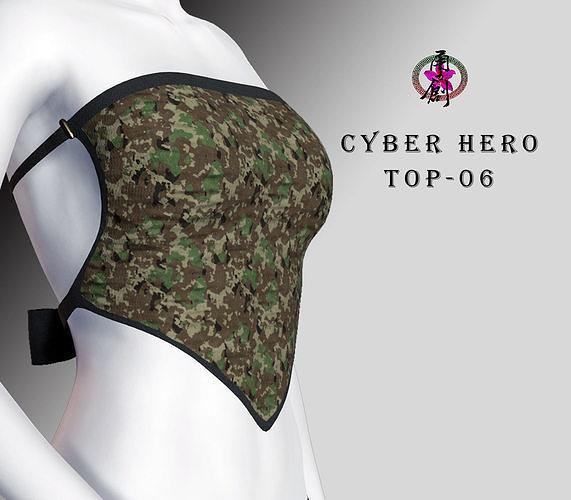 Cyber Hero - Top06