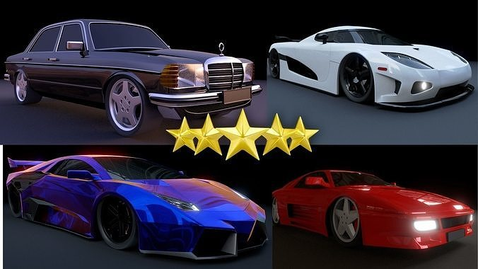 Cars Pack 03