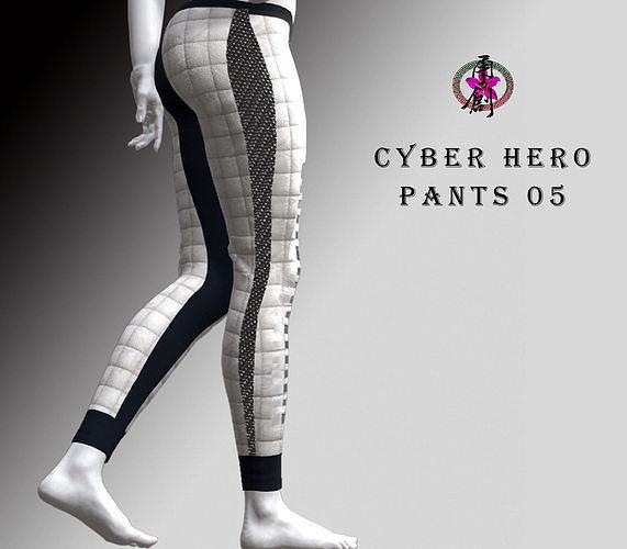 Cyber Hero - Pants 05