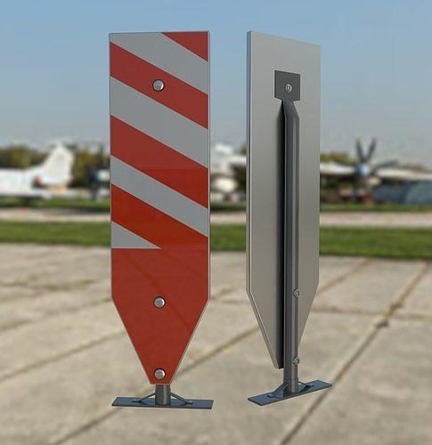 Traffic Vertical Panel Channelizer Barricade
