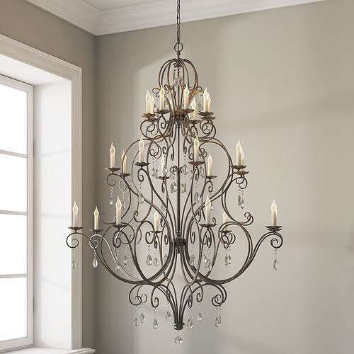 Generation Lighting Chateau Extra Large Chandelier