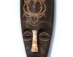 exotic craft  african art 3d