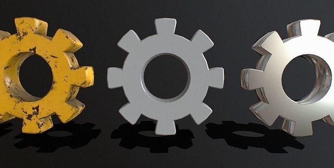 Gears Pack