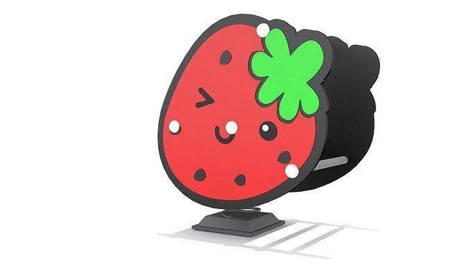 Playground - Strawberry Rider