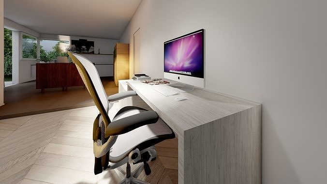 Office in lumion 10