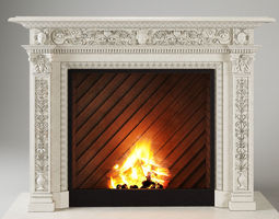 Fireplace Artworks Dionis 3D