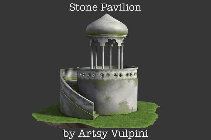 Stone Pavilion