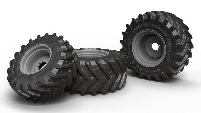 Tractor tires - Trelleborg TM1000