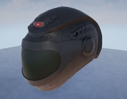 Motor Cycle Helmet 3D model