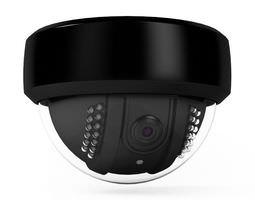 electronics   security camera 3d model obj