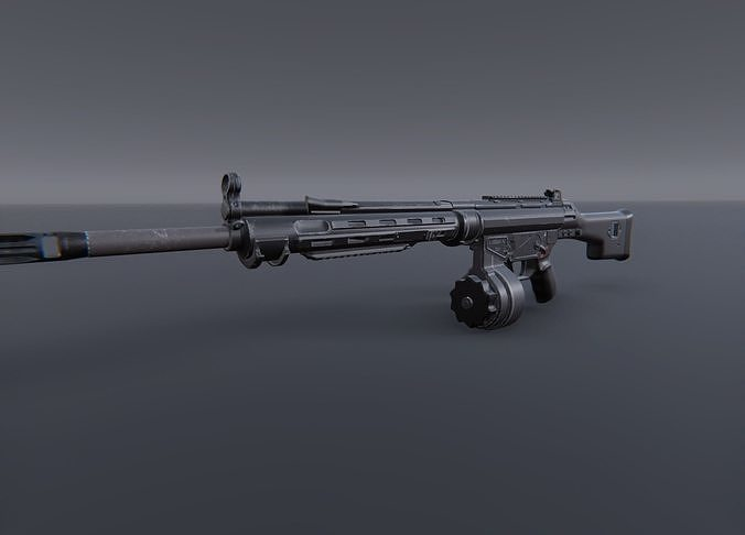 HK21 - Model and Textures