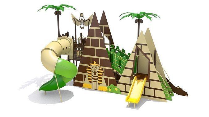Pyramid Playground