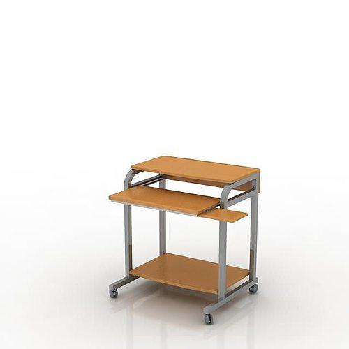 Popular Office Furniture Pack Royaltyfree 3d Model  Preview No 4