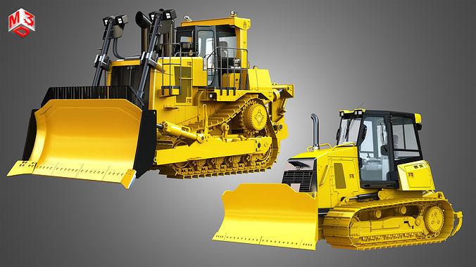 Bulldozer - 2 in 1