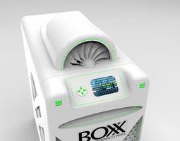 BOXX workstation model 2