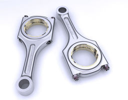 motor connecting rod 3D
