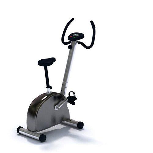 Portable Exercise Bike | 3D model