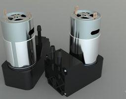 ELECTRIC PUMP 12V 3D model