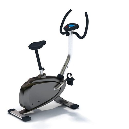 Pedal Exerciser Hs Code: Pedal Exercise Machine 3D