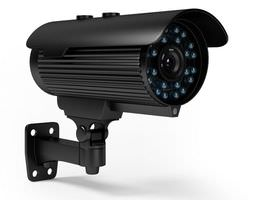home security camera 3d model obj